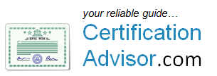 The Certification Advisor