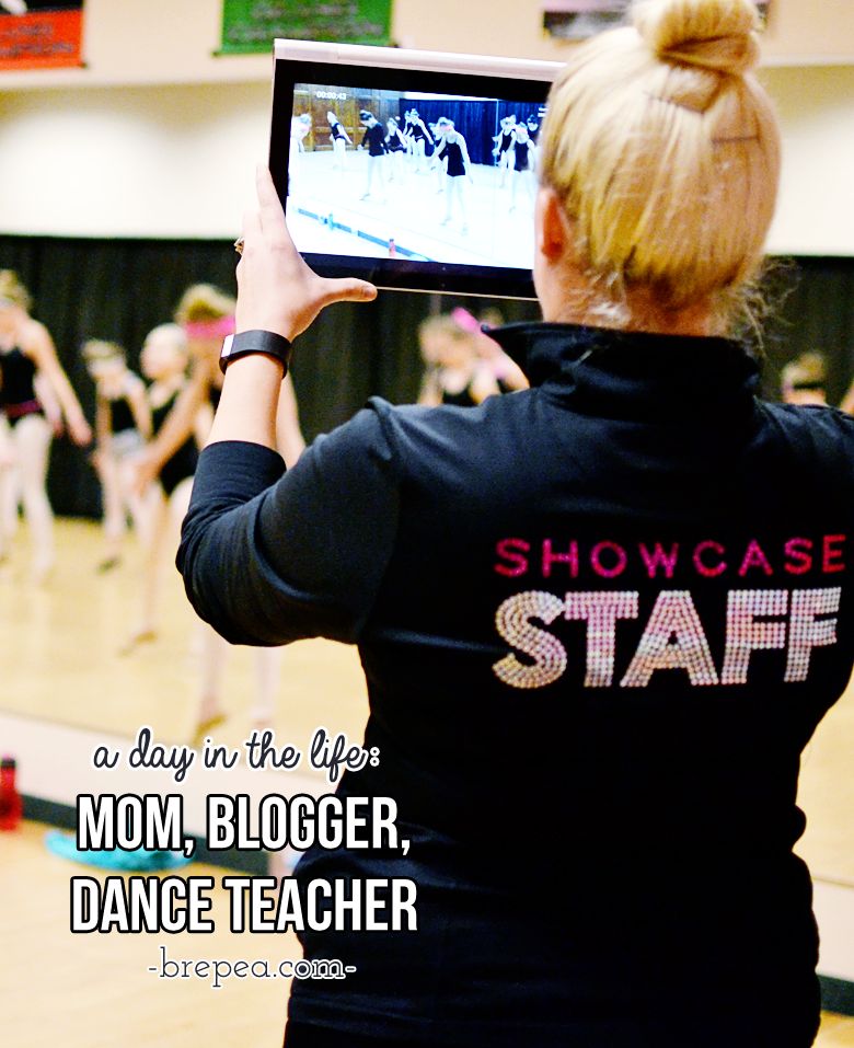 Take a peek at a day in the life of a mom blogger and dance teacher! You can do it all with the help of this wonderful Lenovo product.