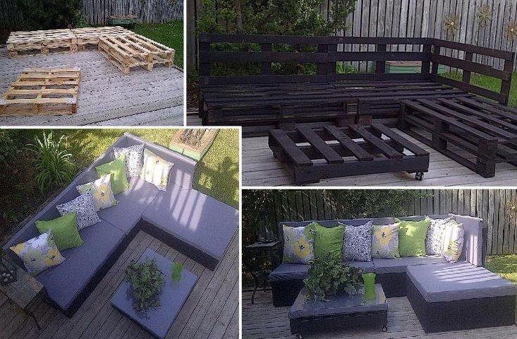 Hyacinth's cottage home: møbler af paller...: )