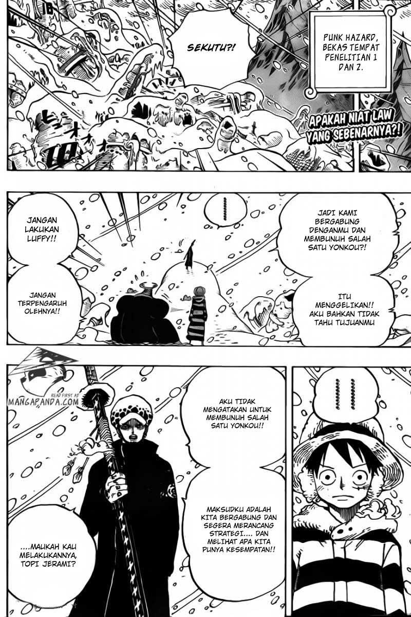 003 One Piece 668   Sekutu Bajak Laut