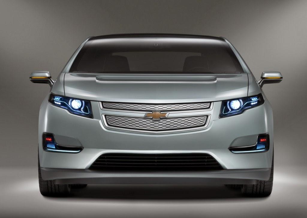 Chevrolet Volt HD Pictures