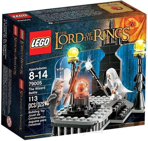 Lego Chúa Tể Những Chiếc Nhẫn