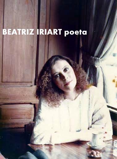 BEATRIZ IRIART     poeta