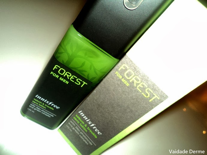 Forest For Men Sebum & Trouble Zero Lotion da Innisfree