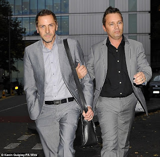 Gay dads to sue the Church of England for right to religious wedding