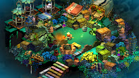 Bastion - screen z gry action-RPG