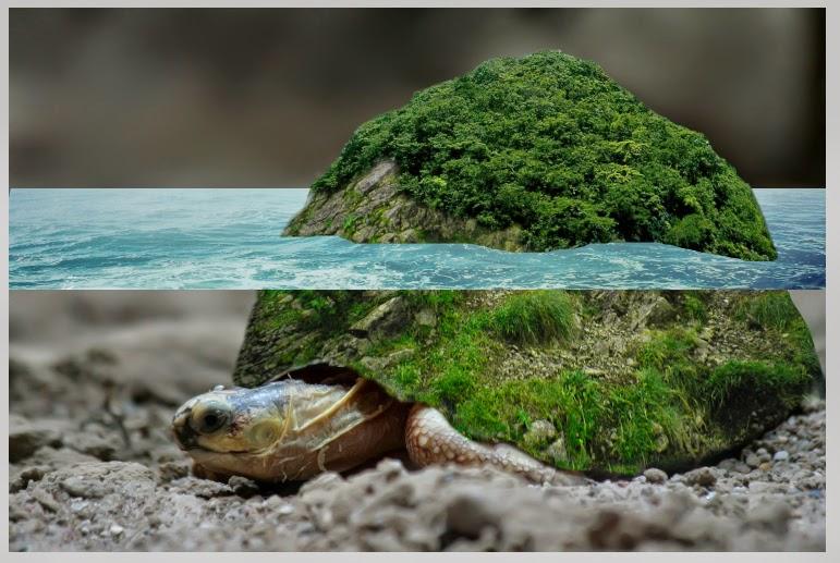manipulasi hewan,manipulasi photoshop