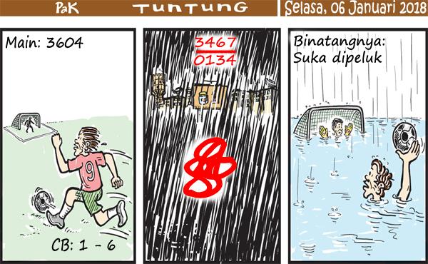 Prediksi Gambar Pak Tuntung Selasa 06 02 2018