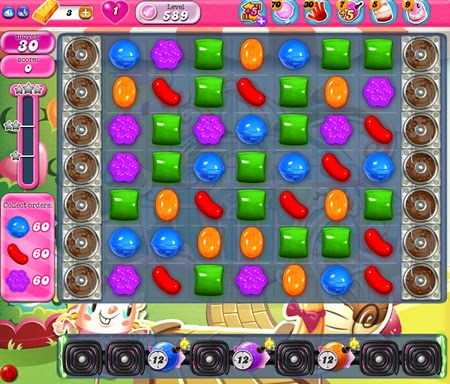 Candy Crush Saga 589