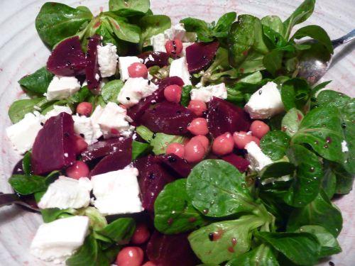 Heart Cooks Brain Kichererbsen Rote Bete Salat Mit Ziegenkäse