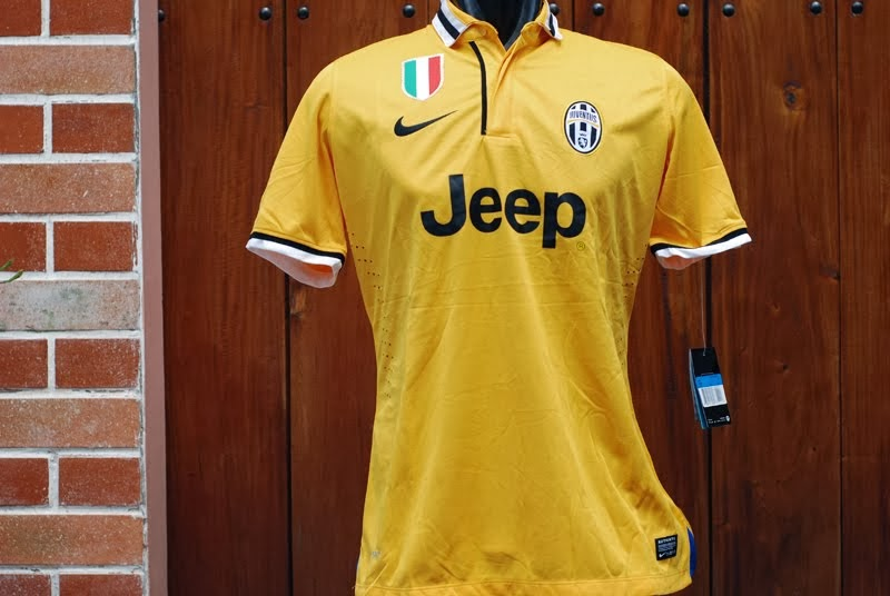 New Kits Juventus Away Official 13/14