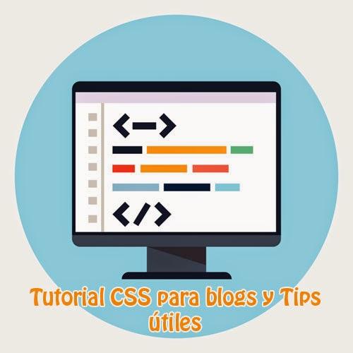 manual css blog