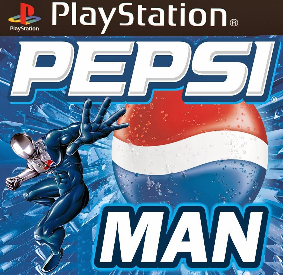 Pepsiman for PC