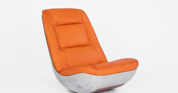 Swing rocking chair spicytec - Design schaukelstuhl stefania vola liegt im zeitgeist ...