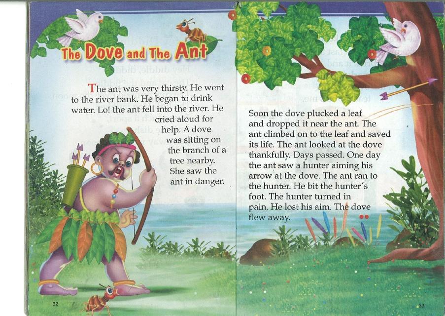 Nursery Short Stories