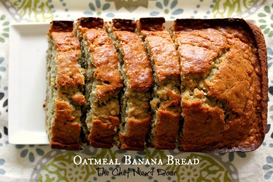 Oatmeal banana bread forumfinder Choice Image