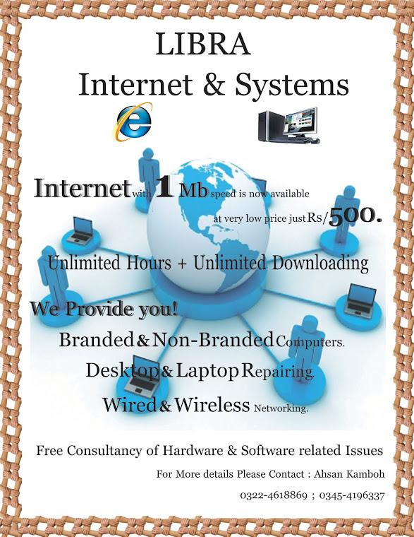 Libra Internet & Sytems
