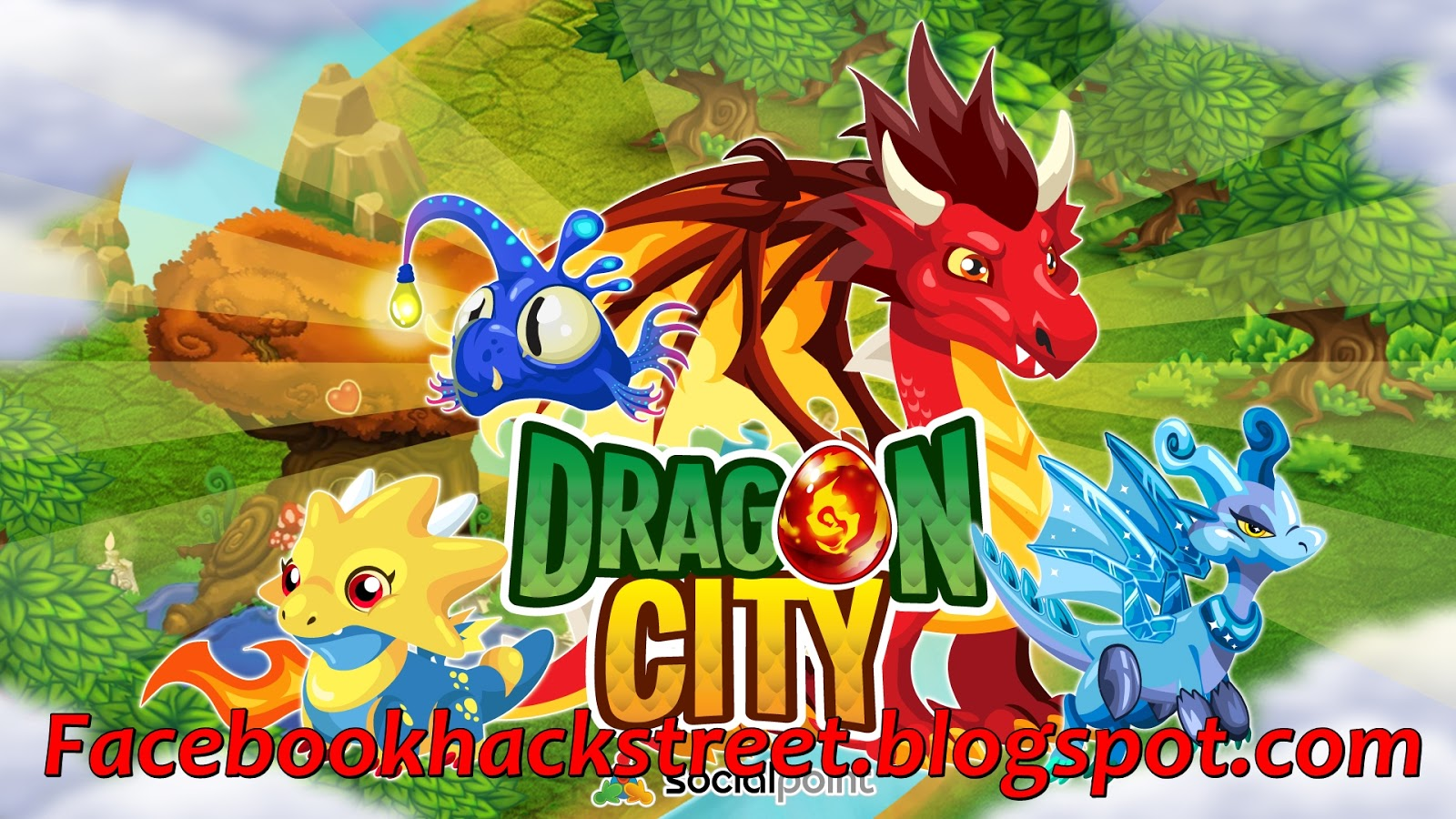 Dragon City Cheat-Hack 2014 No Survey