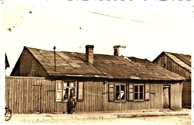 House of Josek Milsztajn, 1942 (Krzysztof Wozniak)