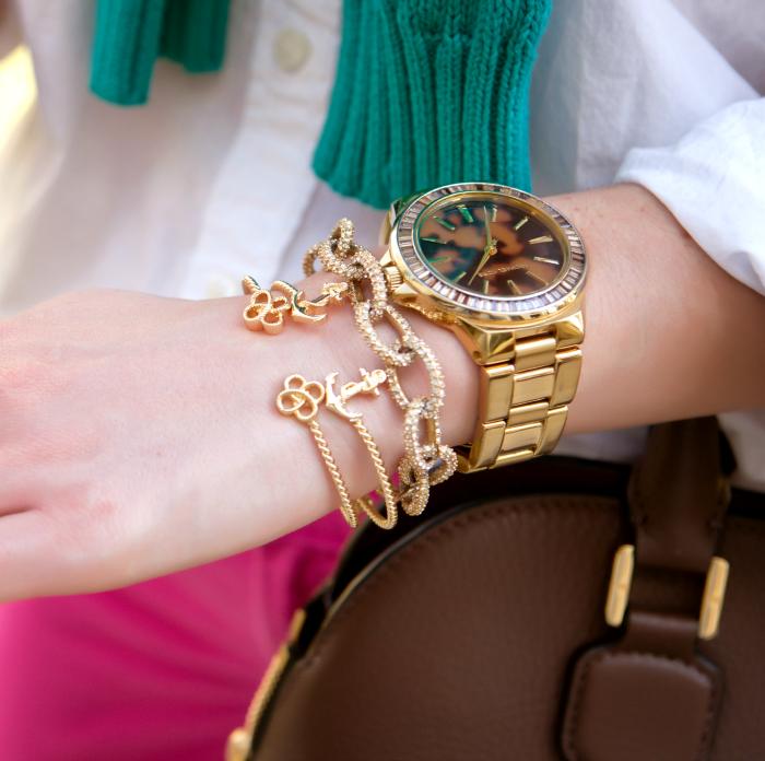 Sloane Ranger, Spring Fashion, Bangles