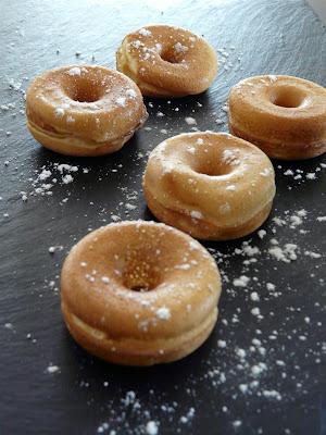 recettes  donut