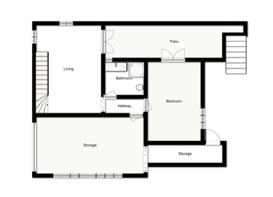 Fc34748a461aa724 Residential House Plans 4 Bedrooms Slab House Floor Plans together with 60016 besides Todays New Single Family Homes Building Bigger For A Forever Residence together with House Plans furthermore 5 Characteristics Of Modern Minimalist House Designs. on simple 1 bedroom house plans