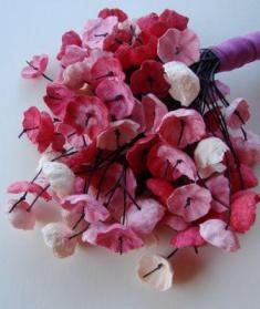 bouquet sposa ecologico