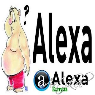 Rank Alexa Membuncit