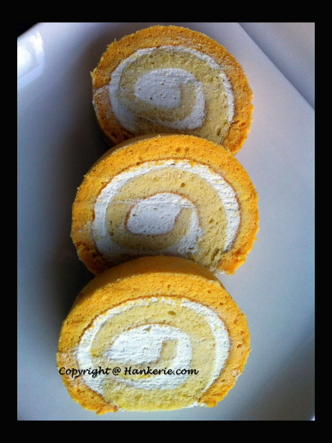 how to make chocolate swiss roll step by step