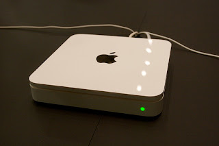 apple time capsule port