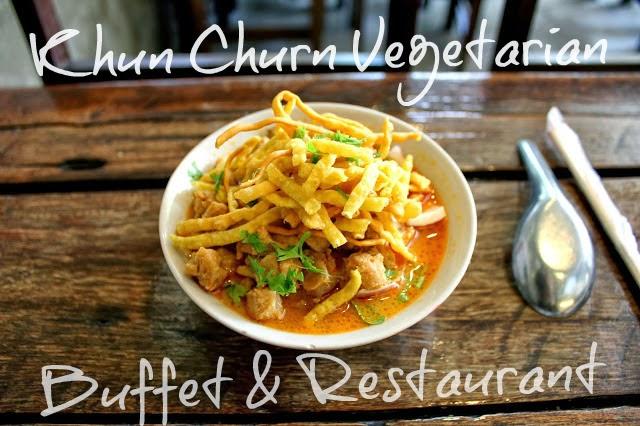 Vegetarian Khao Soy
