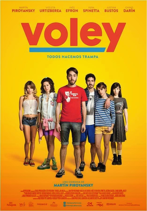 Ver Voley Online (2015)