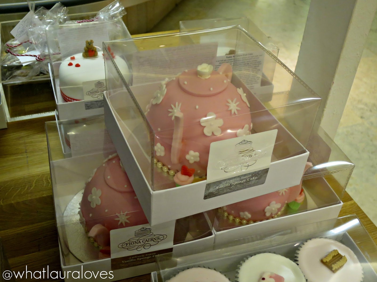 Selfridges Trafford Centre Foodhall Event Fiona Cairns
