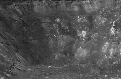 lubang di bulan