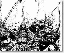 Эскизы моделей игры Сёгун. Битва самураев (Samurai Battles)