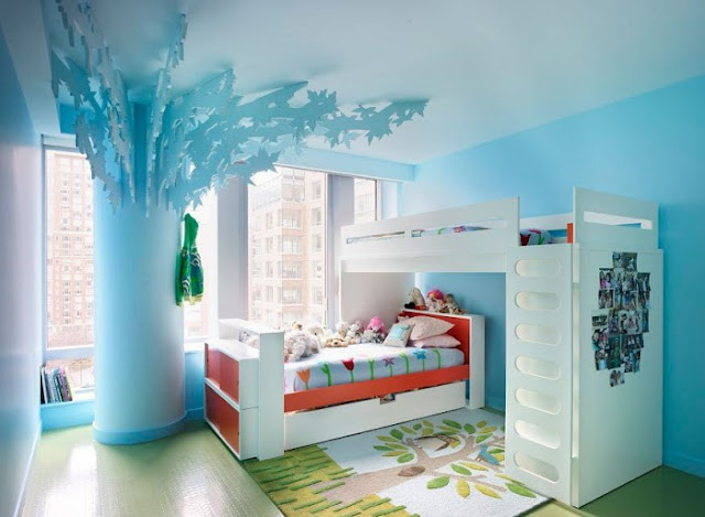 dekorasi bilik tidur anak perempuan girl bedroom decor