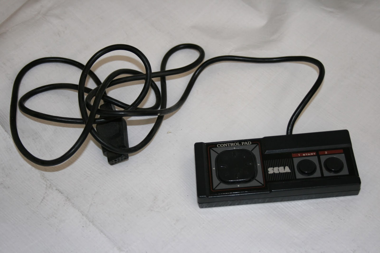 mega drive controller