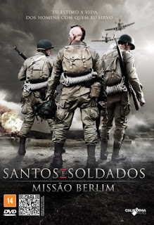 Santos e Soldados: Misso Berlim - BDRip Dual udio