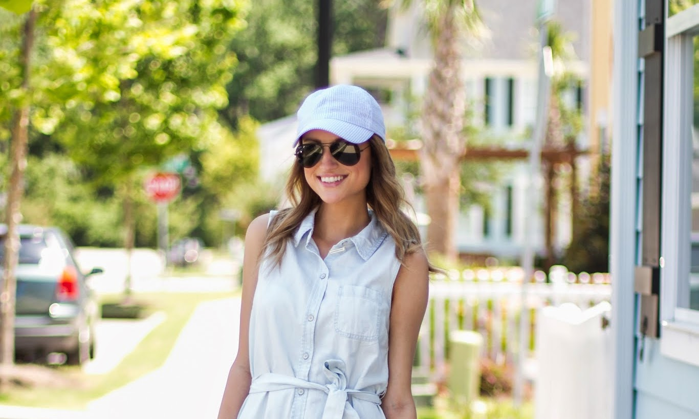 Summer Shirtdress