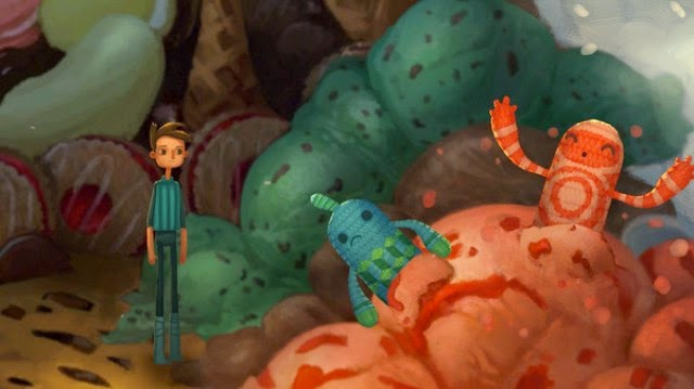 Broken Age Complete PC Games Gameplay