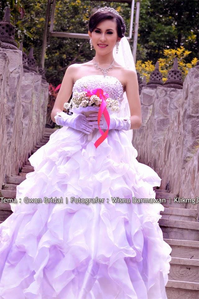Judul Foto : Gwon Bridal | Fotografer : Wisnu Darmawan ( Klikmg3 )