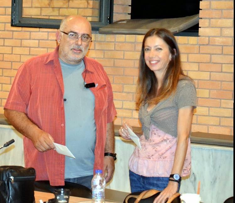 Αντιφασιστικό κίνημα - Συζήτηση στο Δημοτικό Συμβούλιο Χαϊδαρίου