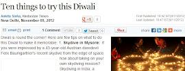 On Hindustan Times