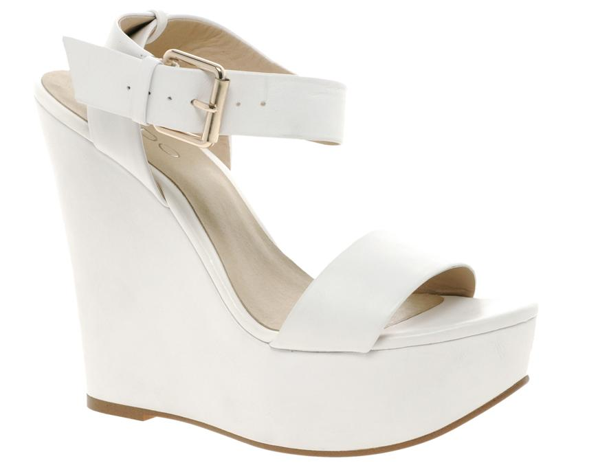 Prim and Propah: Obsession Alert: White Shoes for Summer