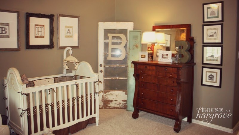 My House Of Hargrove Bradens Nursery Complete House Of Hargrove