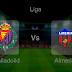 Pronostic Valladolid - Almeria : Liga