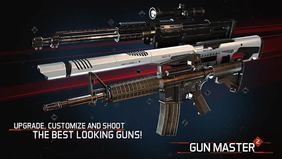 Gun Master 2 Mod apk data