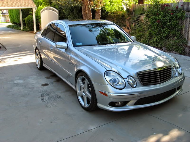 Mercedes benz w211 e55 amg benztuning for Mercedes benz e 55 amg