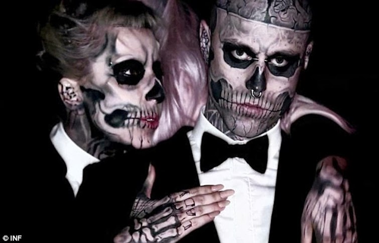 Lady Gaga, Zombie Boy, Born this way
