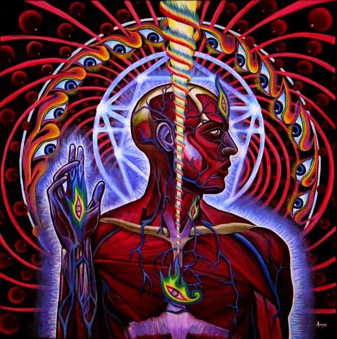 Psychedelic Dirt - Radiant Ash Volume 3
